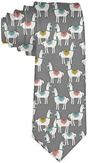 corbata gris con alpaca