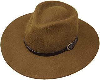 sombrero con fieltro de alpaca